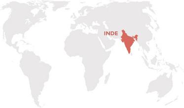 inde dans le monde - Image