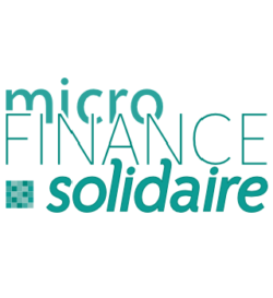 Microfinance solidaire, logo