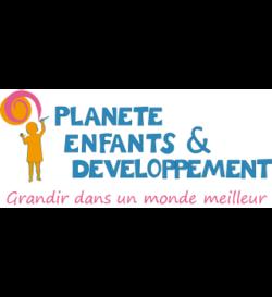 Logo Planete enfants et développement