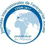 Logo Journées Internationales de l'entreprise sociale