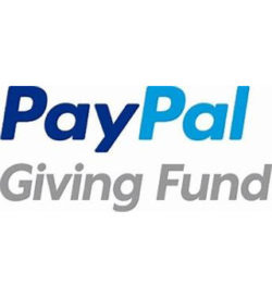 Logo Paypal Giving Found