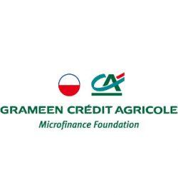 Logo Grameen Crédit Agricole