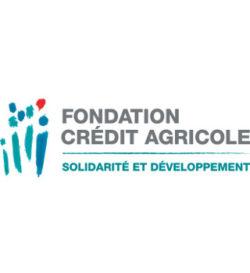 Logo Fondation CA Développement et Solidarité
