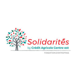 Logo Fondation Solidarités by CACE