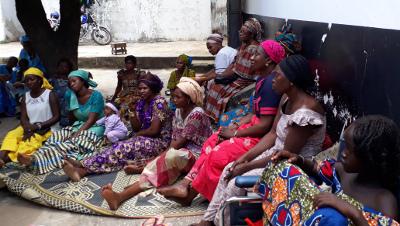 Bénéficiaires au Sénégal