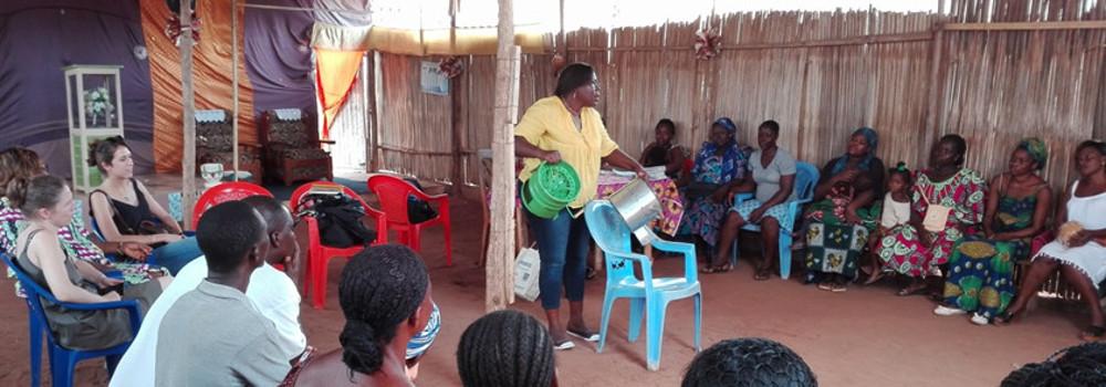 Visite de l'AFD au Togo