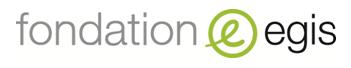 Logo Fondation Egis