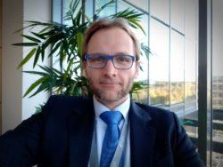 Portrait de benjamin Assante di Panzillo, administrateur de la Fondation Egis