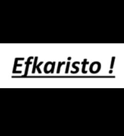 Logo Efkaristo