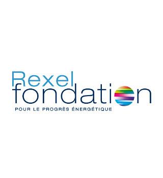 Logo Rexel Fondation