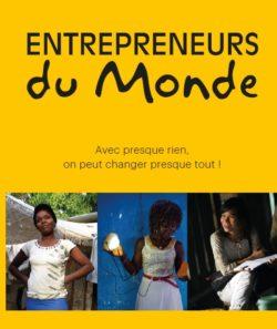 Photo de couverture des 20 ans Entrepreneurs du Monde