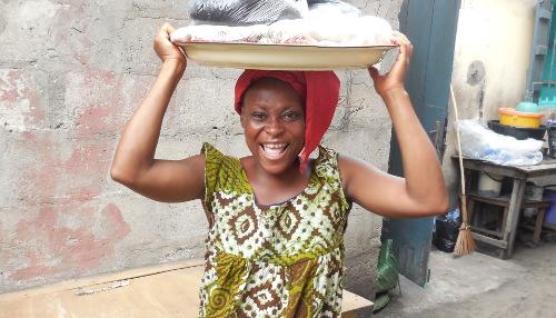 Bénéficiaire microfinance sociale Entrepreneurs du Monde