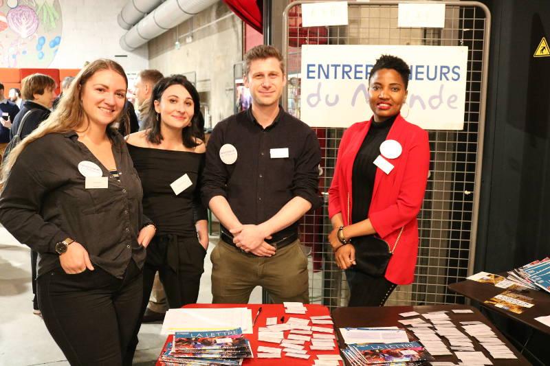 Soirée Entrepreneurs du Monde 2019 à la Commune