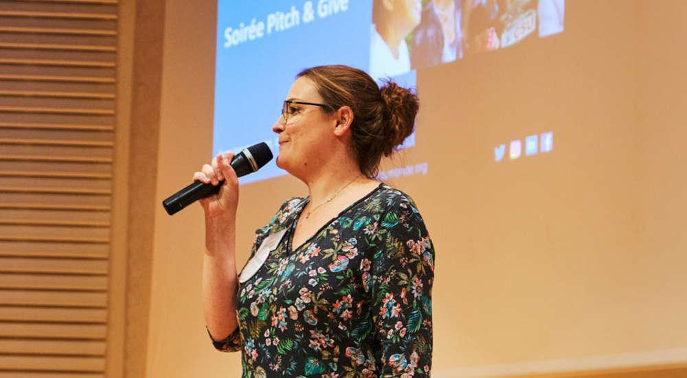 Soirée Pitch&Give 2019