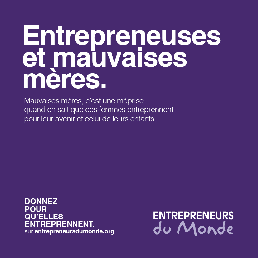 Entrepreneuses et mauvaises mères
