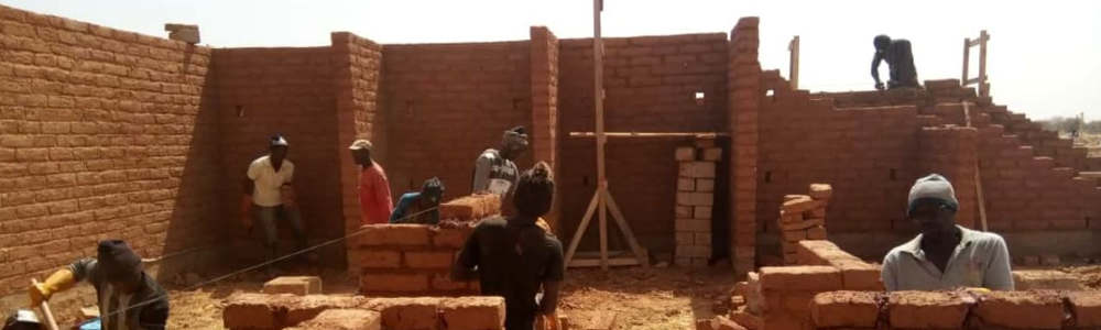 Fawrou Remobe - construction grenier