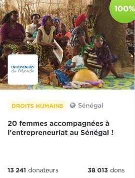 Goodeed projet Sénégal