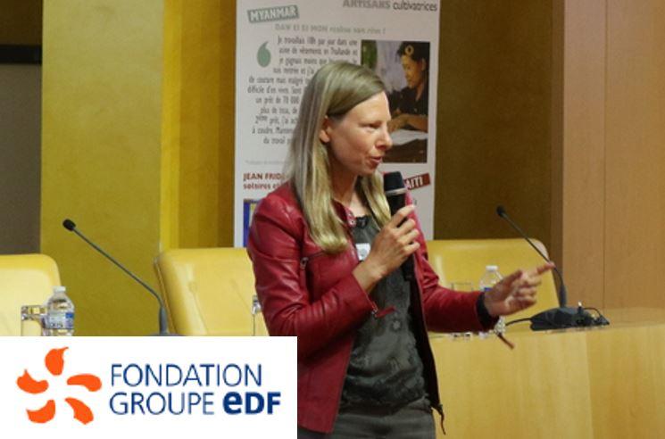 Ingrid Ruyant Fondation Groupe EDM