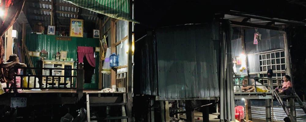 Micro-grids accès énergie Cambodge