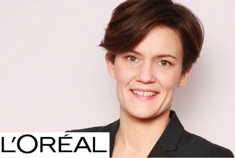 Rachel Barré l'OREAL