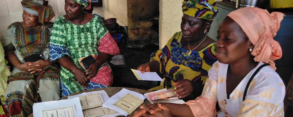 Bénéficiaires WAKILI en Guinée Conakry